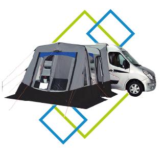 auvent camping cars trigano